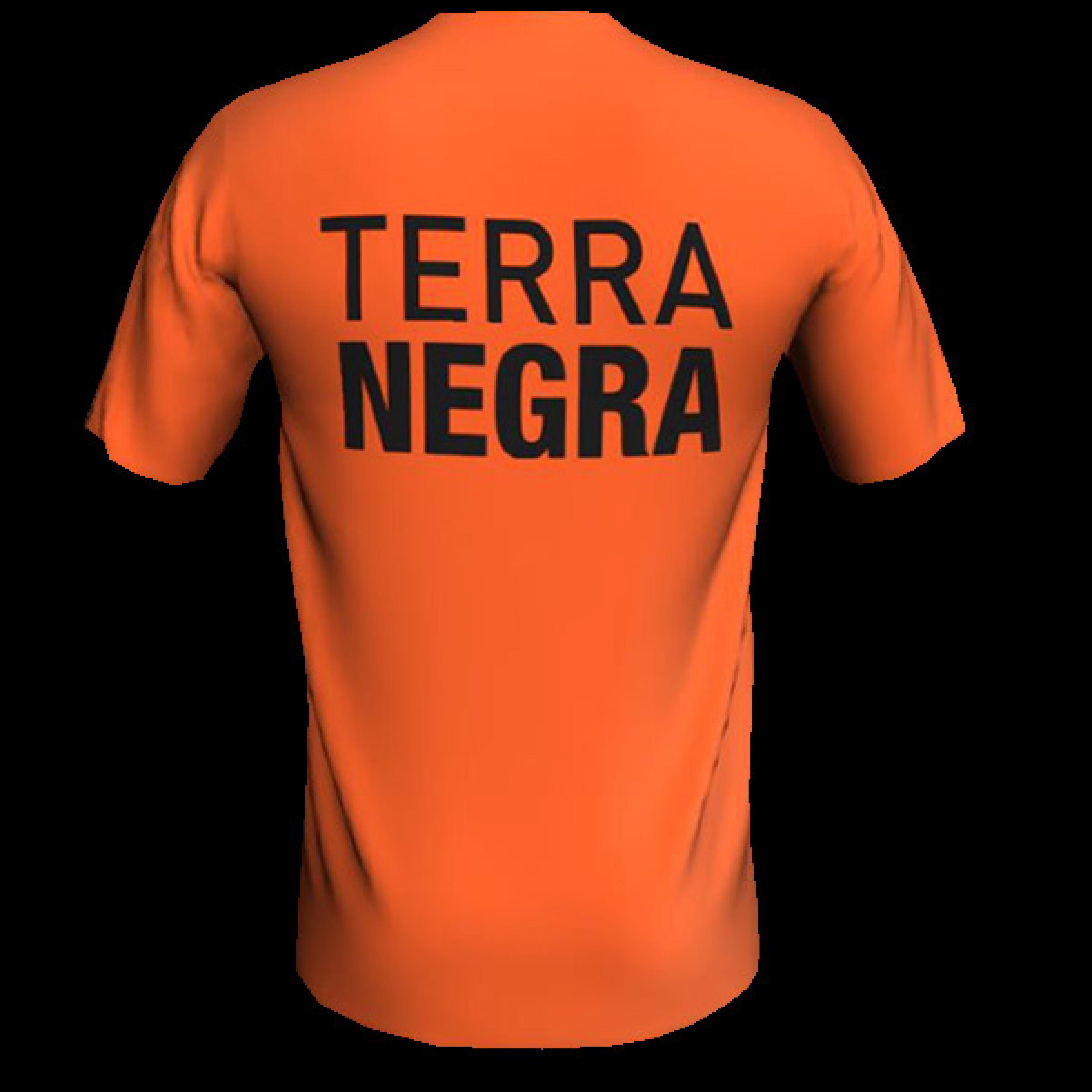 Camiseta Taronja Darrera
