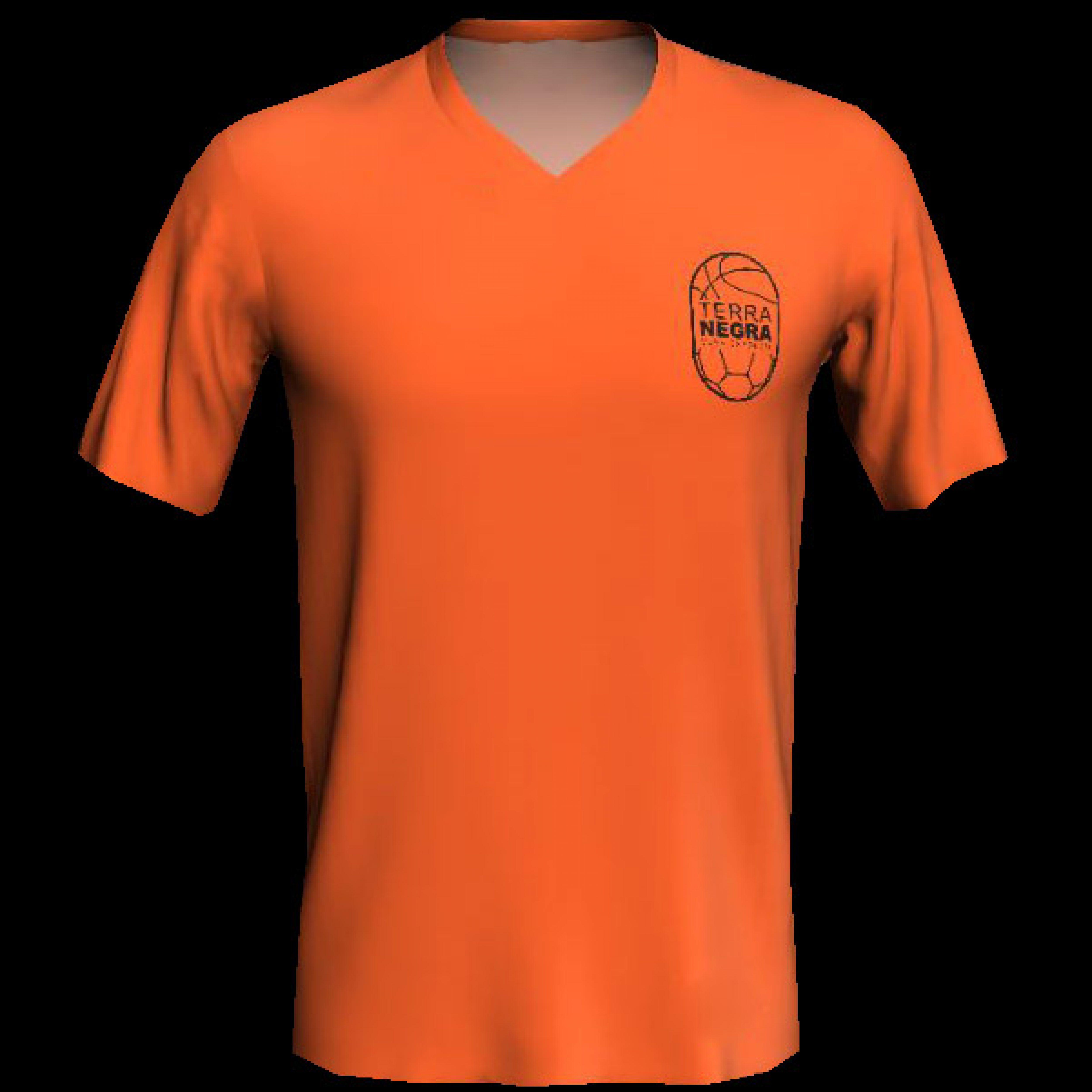 Camiseta Taronja